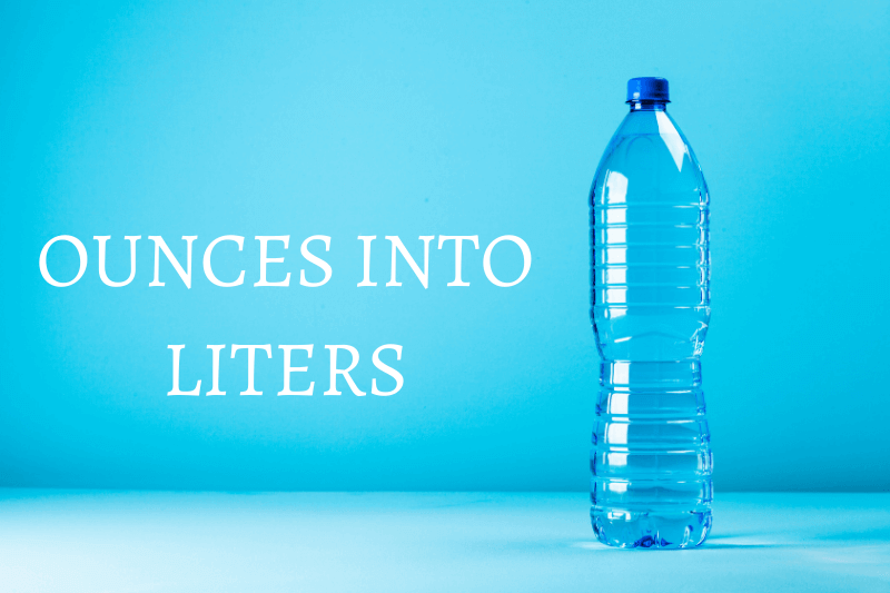 How many ounces in 2 liters?